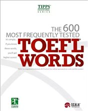 600 Most Frequently Tested TOEFL Words - Kolektif