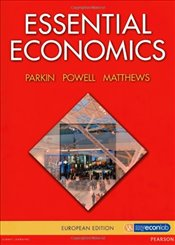 Essential Economics with MyEconLab Access Card - Parkin, Michael