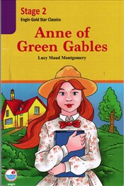 Anne of Green Gables CD'li : Stage 2 - Montgomery, Lucy Maud