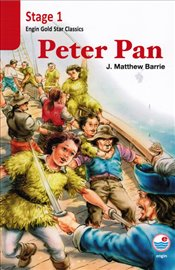 Peter Pan CD'li : Stage 1  - Barrie, James Matthew