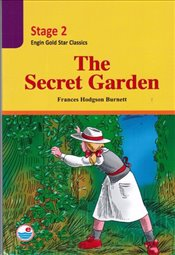 Secret Garden CD'li : Stage 2 - Burnett, Frances Hodgson