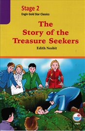 Story of the Trasure Seekers CD'li : Stage 2 - Nesbit, Edith