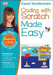 Coding With Scratch Made Easy - Vorderman, Carol