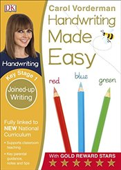 Handwriting Made Easy Joined Writing - Vorderman, Carol