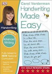 Handwriting Made Easy Advanced Writing - Vorderman, Carol