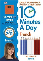 10 Minutes a Day French - Vorderman, Carol