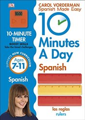 10 Minutes a Day Spanish - Vorderman, Carol