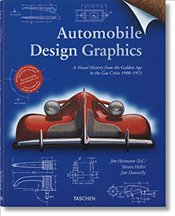 Automobile Design Graphics  - Heller, Steven
