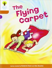 Oxford Reading Tree Level 8 : Stories : The Flying Carpet - Hunt, Roderick