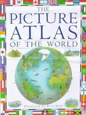Picture Atlas of the World - KEMP, RICHARD