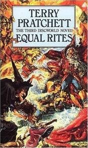 Equal Rites  - Pratchett, Terry