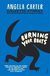 Burning Your Boats - Carter, Angela