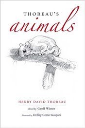 Thoreaus Animals - Thoreau, Henry David