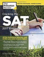 Cracking the Sat with 4 Practice Tests - Review, Princeton