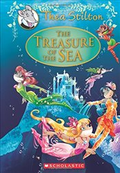 Treasure of the Sea: A Geronimo Stilton Adventure (Thea Stilton: Special Edition #5) - Stilton, Thea