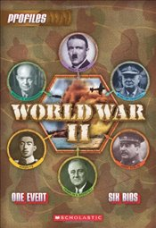 Profiles #2: World War II - Rosenberg, Aaron