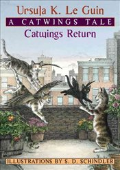 Catwings Return - Le Guin, Ursula K.
