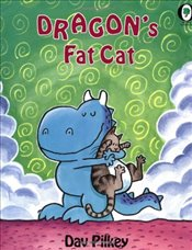 Dragons Fat Cat - Pilkey, Dav