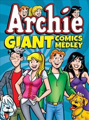 Archie Giant Comics Medley : Archie Giant Comics Digests -