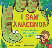 I Saw Anaconda - Clarke, Jane