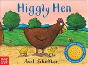 Higgly Hen : A Farm Friends Sound Book - Crow, Nosy