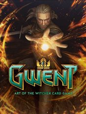 Art of The Witcher : Gwent Gallery Collection -