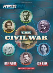 Civil War (Profiles (Scholastic)) - Rosenberg, Aaron