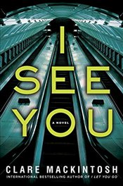 I See You (Random House Large Print) - Mackintosh, Clare