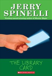 Library Card - Spinelli, Jerry