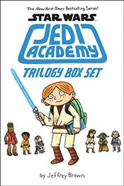 Trilogy Box Set (Star Wars: Jedi Academy) - Brown, Jeffrey