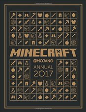 Official Minecraft Annual 2017 -