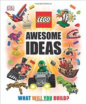 Lego Awesome Ideas - Lipkowitz, Daniel