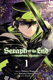 Seraph of the End : Vampire Reign Vol 1 - Kagami, Takaya