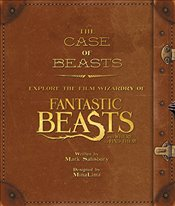 Case of Beasts : Explore the Film Wizardry of Fantastic Beasts and Where to Find Them - Salisbury, Mark