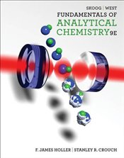 Fundamentals of Analytical Chemistry 9e - Skoog, Douglas A.