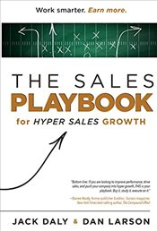 Sales Playbook : For Hyper Sales Growth - Daly, Jack