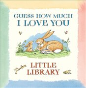 Guess How Much I Love You: Little Library - McBratney, Sam