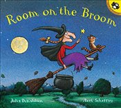 Room on the Broom (Picture Puffins) - Donaldson, Julia