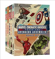 Marvel Cinematic Universe: Phase One Book Boxed Set: Avengers Assembled - Irvine, Alex