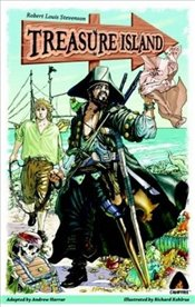 Treasure Island : Campfire Graphic Novels - Stevenson, Robert Louis
