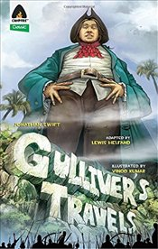 Gullivers Travels : Campfire Graphic Novels - Swift, Jonathan
