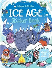 Ice Age Sticker Book - Robson, Kirsteen