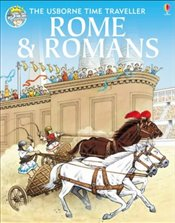 Rome and Romans (Usborne Time Traveller) - Amery, Heather