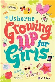 Growing Up for Girls - Brooks, Felicity
