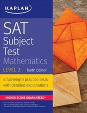 SAT Subject Test Mathematics Level 2 10e -