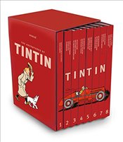 Adventures of Tintin Collection :  Compact Editions - Herge,
