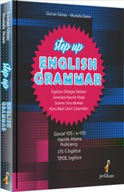 Step Up English Grammar - Günay, Gürcan