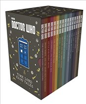 Doctor Who : Time Lord Fairy Tales Slipcase -