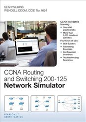 CCNA Routing and Switching 200-125 Network Simulator - Wilkins, Sean