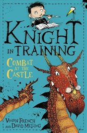 Combat at the Castle : Book 5   - French, Vivian